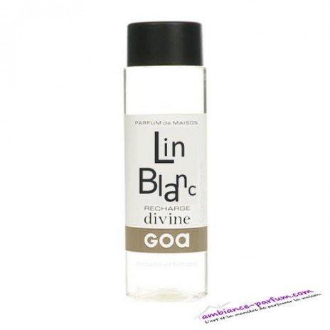 Recharge Divine Lin Blanc