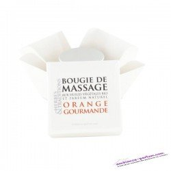 Bougie de Massage Orange Gourmande