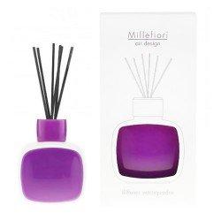 Diffuseur Millefiori Vetroquadro Blanc/Violet