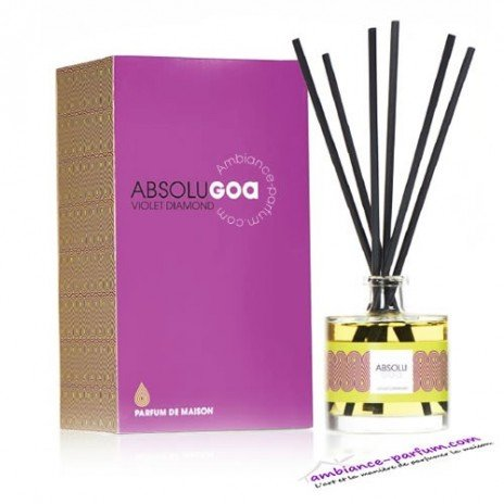 Goatier Absolu Violet Diamond