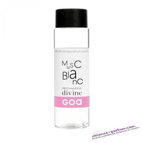 Recharge GOA Divine Musc Blanc