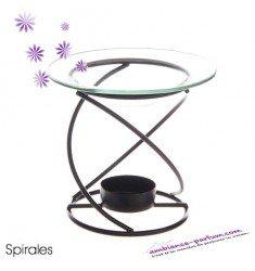 Brûle parfum Spirales