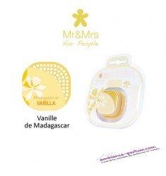 Capsule Fiorello - Vanille de Madagascar