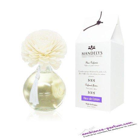 Fleur Parfumée Mandelys - Fleur de Coton