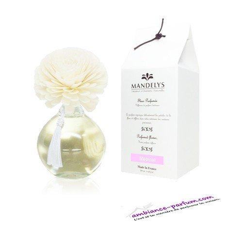 Fleur Parfumée Mandelys - Macaron