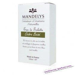 Mandelys Eau de Toilette - Cedar Woody