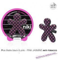 Diffuseur Niki Pois Rose - Jasmin Anti-Tabac
