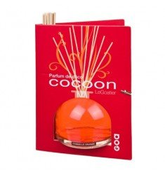 Goatier Cocoon Cannelle/Orange