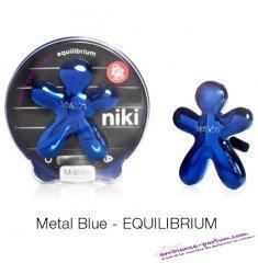 Diffuseur Niki Bleu Métalisé - Equilibrium