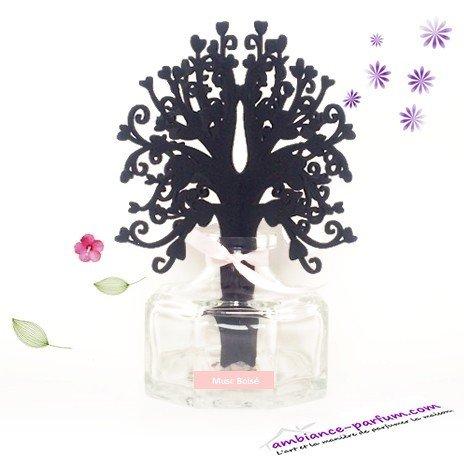 Arbre parfumé Mandélys - Musc Boisé