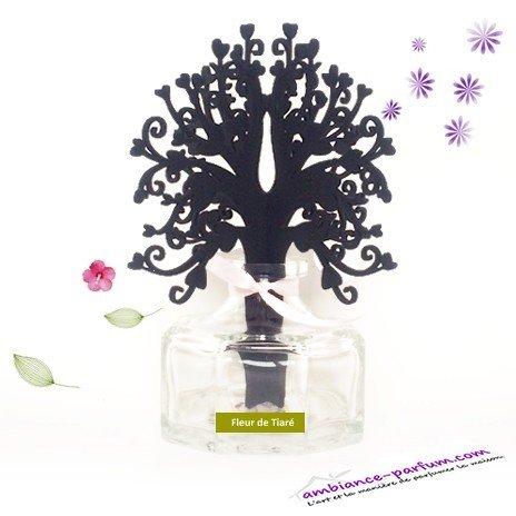Arbre Parfumé Mandelys - Fleur de tiaré