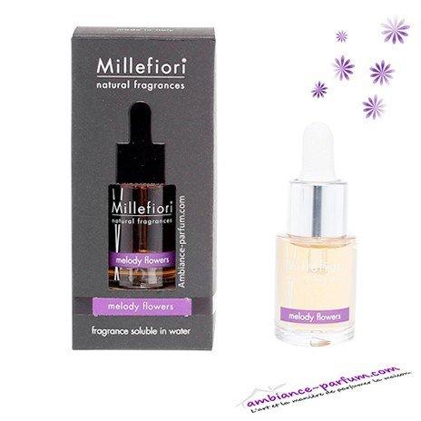 Parfum Soluble Millefiori Milano - Mélody Flowers