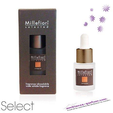 Parfum Soluble Millefiori Milano - Orange Thé