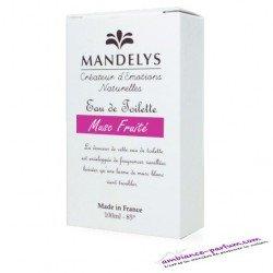 Mandelys Eau de Toilette - Fruity Musk