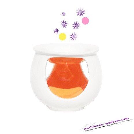 Brûleur Sens'light Blanc / Orange