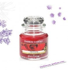 Bougie Parfumée Yankee Candle - True Rose