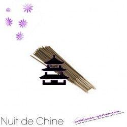 Bâtons d'encens GALÉO x 10 - Nuit de Chine