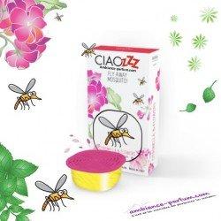 Capsule George - Anti Moustique Citronnelle & Fleurs