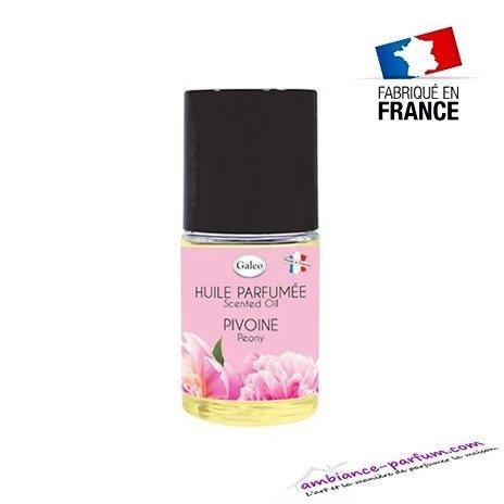 Huile parfumée Pivoine