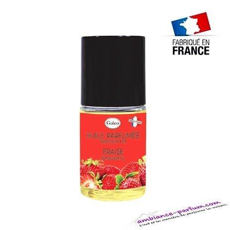 Huile parfumée Fraise des Bois