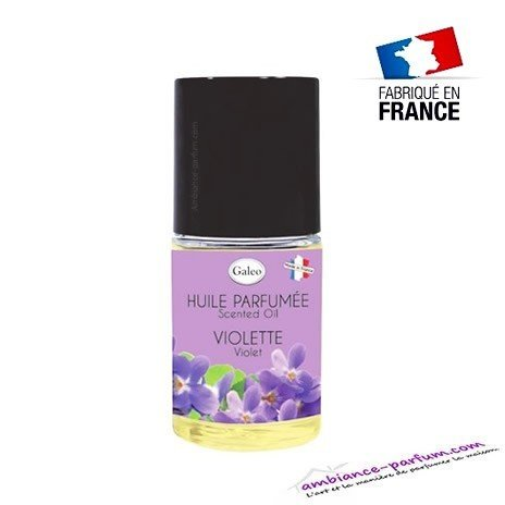 Huile parfumée Violette