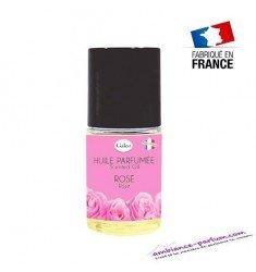 Huile parfumée Rose
