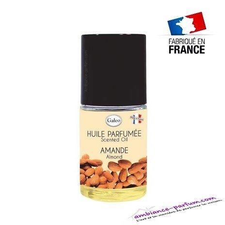 Huile parfumée Amande