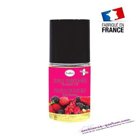 Huile parfumée Fruits Rouges