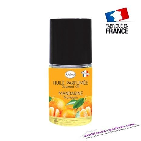 Huile parfumée Mandarine