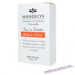 Eau de Toilette Mandelys - Mandarine d'Orient