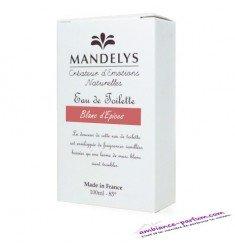 Eau de Toilette Mandelys - Blanc d'Epices