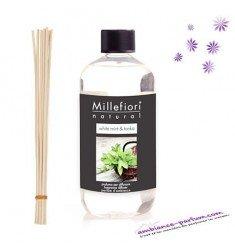 Refill Millefiori Milano - White Mint & Tonka