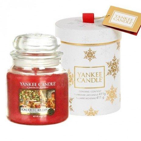Coffret Yankee Candle - Petite jarre et abat-jour