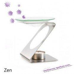 Brûle parfum Zen Inox