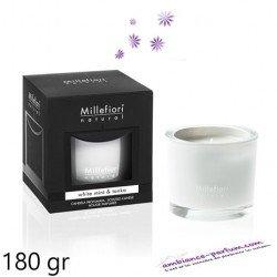 Bougie Millefiori White Mint &Tonka