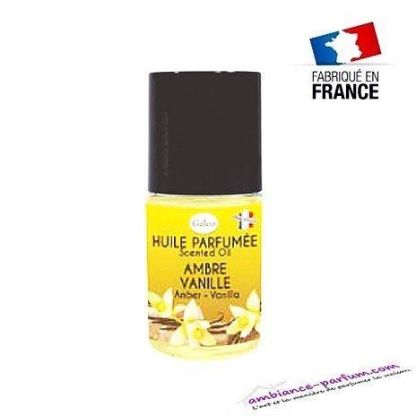 Scented Oil GALÉO Amber - Vanilla