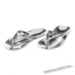Lot de 2 Sandales Aluminium