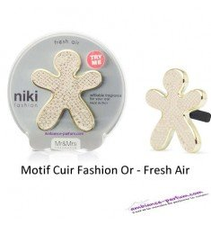 Diffuseur Niki Fashion BAROQUE OR - Fresh Air