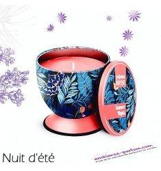 Bougie parfumée Luxe - Nuit D'été