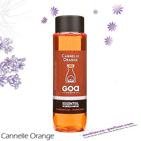 Essentiel GOA Cannelle Orange