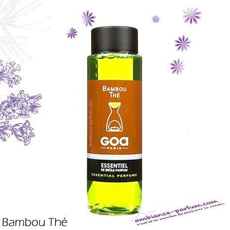 Essentiel GOA Bambou Thé