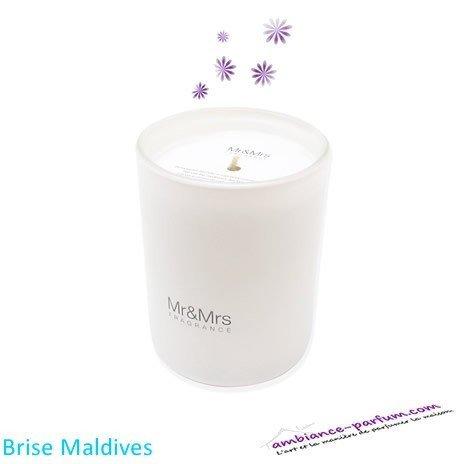 Bougie Parfumée Mr&Mrs - Brise Maldives