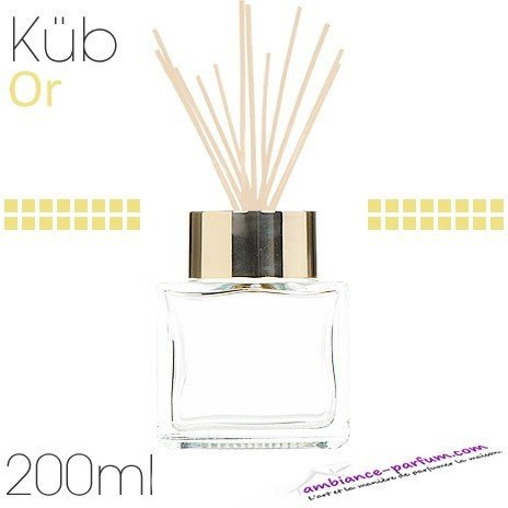 Diffuseur Küb - Col Or - 200 ml Vide