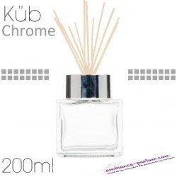 Diffuseur Küb - Col Argent - 200 ml Vide