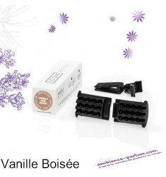 Recharge parfumée Vanille Boisée - Car Icon