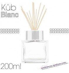 Diffuseur Küb - Col Blanc - 200 ml Vide