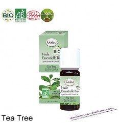 Huile essentielle BIO - Galéo - Tea Tree (Arbre à Thé)