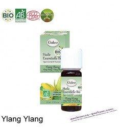 Huile essentielle BIO - Galéo - Ylang Ylang