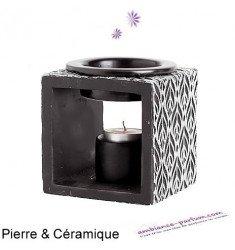 Brûle parfum Relax - Pierre & Céramique