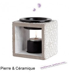 Brûle parfum Volupté - Pierre & Céramique